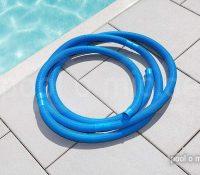 Pool Schlauch 38mm blau 10m Bund