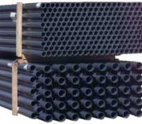 PVC – Rohr gemufft Ø50mm 3m